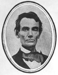 Galesburg, Knox College, October 7 1858