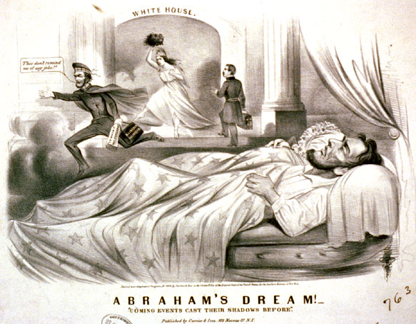 Abraham's dream!