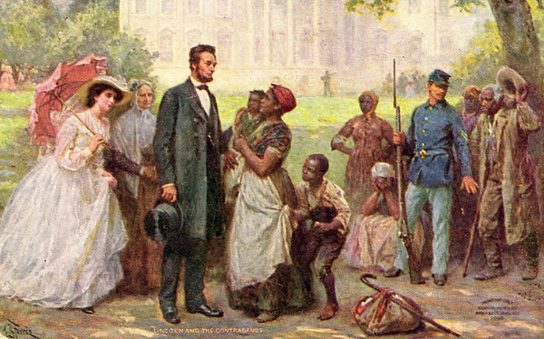 abe lincoln and slavery essay Essay about lincoln: abraham lincoln bio it was here that lincoln, working with the public, acquired social skills and honed story-telling talent that made him.